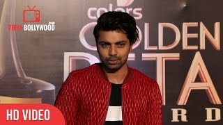 getlinkyoutube.com-Shravan Reddy | Colors Golden Petal Awards 2016 | Viralbollywood