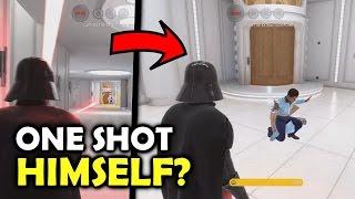getlinkyoutube.com-Disrupting a Hero Pickup? - Testing LANDO Abilities + Tactics - Star Wars Battlefront
