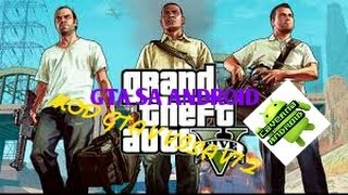 getlinkyoutube.com-GTA SA ANDROID:MOD GTA V VISA V7.2 Gameplay