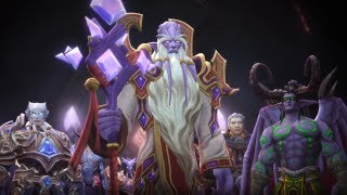 World of Warcraft - Shadows of Argus Trailer