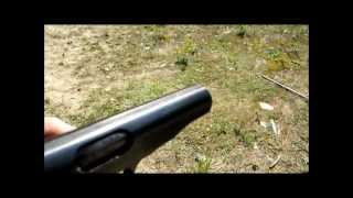 getlinkyoutube.com-Pistolet Browning modèle 1910 calibre 7,65 mm