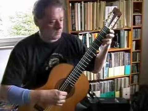 Leo Brouwer - Estudio sencillo XX