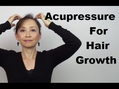 Acupressure for Hair Growth - Massage Monday #264