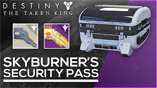 getlinkyoutube.com-Destiny - How to open Skyburners Security Pass Chest!