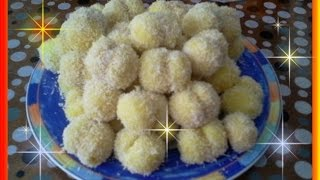 getlinkyoutube.com-مطبخ أمونة المزيونة : حلوة الريشبوند التقليدية تذوب في الفم بالكوك والمربى
