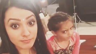 getlinkyoutube.com-Yeh Hai Mohabbatein Aditya, Ruhi & Shagun Cute DUBSMASH VIDEO