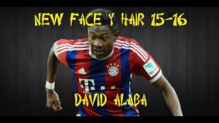 getlinkyoutube.com-NEW FACE Y HAIR DAVID ALABA 2015-2016 :: PES 2013