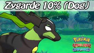 getlinkyoutube.com-Zygarde 10% Forme  - Pokemon Omega Ruby and Alpha Sapphire (Hack)
