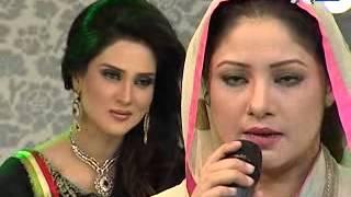 getlinkyoutube.com-Chandani Batein Epi 14 Part 5/10 Guest : P J Meer, Hina Nasrullah, Habib Ahmed and Farah Laal
