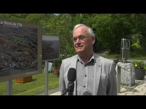 13 M$ pour les eaux usées de Sainte-Pétronille