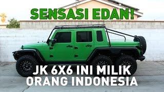 getlinkyoutube.com-Edan! JK 6X6 Ini Punya Orang Indonesia