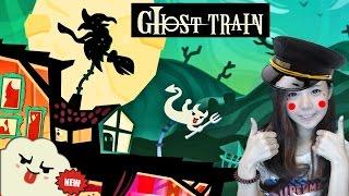 getlinkyoutube.com-Haunt The House Terrortown | ปีศาจตัวใหม่รถไฟผีสิง zbing z.
