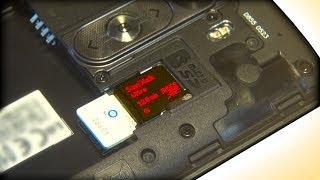 getlinkyoutube.com-LG G3 Micro Sim / SD Card Install 128GB?