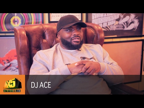 BBC 1xtra Dj Ace | Discusses Live Lounge / Krept and Konan / Stormzy