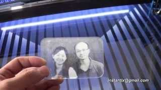 getlinkyoutube.com-1290 laser with 60w and 130w laser, photo engraving, China laser cutting and engraving machine,