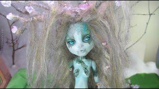 getlinkyoutube.com-NEW  Monster High Repaints 2014