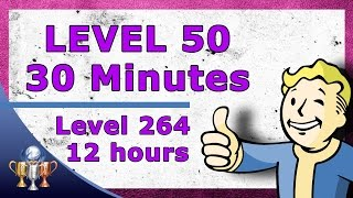 getlinkyoutube.com-Fallout 4 Fastest XP Exploit - Level 50 in 30 minutes w/ Statue Crafting and Shipment Duplication