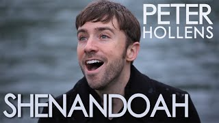 getlinkyoutube.com-Shenandoah - Peter Hollens (A Cappella)