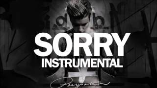 getlinkyoutube.com-Justin Bieber - Sorry Instrumental (HQ)