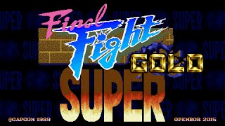 getlinkyoutube.com-Super Final Fight Gold OPENBOR 720P HD Playthrough with CODY