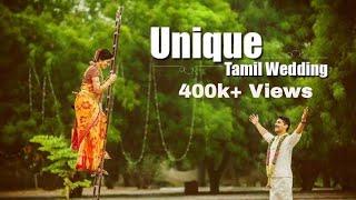 getlinkyoutube.com-Unique Tamil Wedding Highlights I Nishaa & Suhas