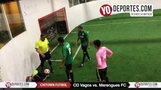 CD Vagos vs. Los Merengues Final Lunes Chitown Futbol