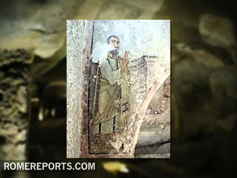 Vatican discovers 6th century fresco of St  Paul