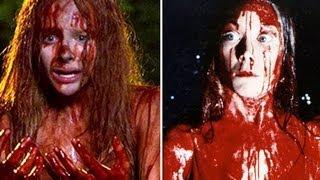 getlinkyoutube.com-Carrie 1976 vs Carrie 2013