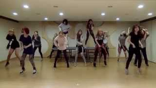 "getlinkyoutube.com-4Minute - ""오늘 뭐해 (Whatcha Doin' Today)"" Dance Practice Ver. (Mirrored)"