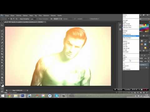 Adobe Photoshop CS6 [Efekt + Yağlı Boya]
