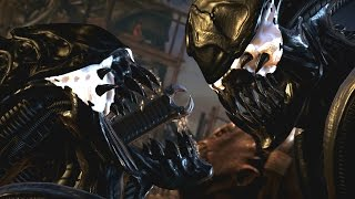 Mortal Kombat XL - Venom Symbiote Xenomorph Alien Costume / Skin *PC Mod*