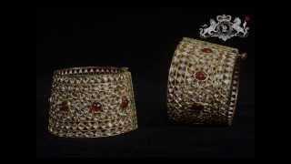 getlinkyoutube.com-Kundan Bangles and Kadas