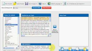 getlinkyoutube.com-Quick Article Pro Article Writing Marketing Software Review - FREE IM Software
