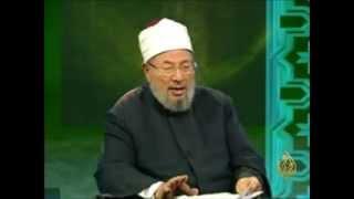getlinkyoutube.com-مصافحة النساء للإمام يوسف القرضاوي