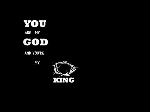You Are My God (Jesus Culture Emerging Voices) with Lyrics