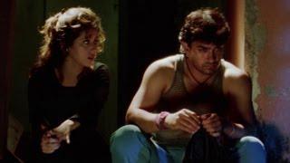 Aamir Khan upset with his co-star Urmila Matondkar - Rangeela