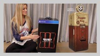 getlinkyoutube.com-Call of Duty Juggernog Black Ops 3 Edition unboxing! Mini-fridge! | iJustine