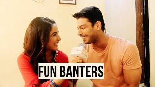 In Conversation with Siddharth shukla & Jasmin Bhasin | Exclusive | Dil Se Dil Tak