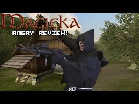 Magicka Review - Angry Joe Show