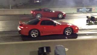 getlinkyoutube.com-3000gt vr4 vs corvette