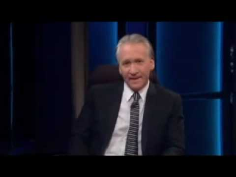 Bill Maher lays waste to Global Warming deniers