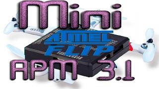 getlinkyoutube.com-Mini APM 3.1 un brick  atmega32 isp and flip instructions