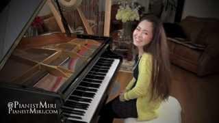 getlinkyoutube.com-Sia - Elastic Heart | Piano Cover by Pianistmiri 이미리