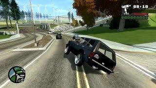 GTA IV San Andreas - Неаккуратный Булкин