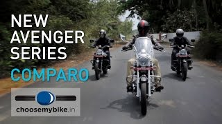 getlinkyoutube.com-2016 Bajaj Avenger Series : ChooseMyBike.in Review