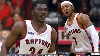 getlinkyoutube.com-NBA LIVE 15 - The Dream Game (Ultimate Team)