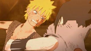 getlinkyoutube.com-Naruto vs Sasuke Final Battle (English Sub) - Naruto Shippuden Ultimate Ninja Storm 4