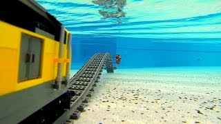 getlinkyoutube.com-Lego train under water