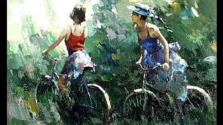getlinkyoutube.com-ALEXI  ZAITSEV (1959) ~ Russian painter