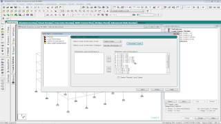 getlinkyoutube.com-Static Analysis as per IS1893  2002 :Calculation of Design Seismic Force in STAAD Pro v8i